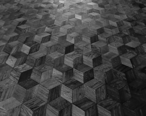 3D patroon filter Parket Life